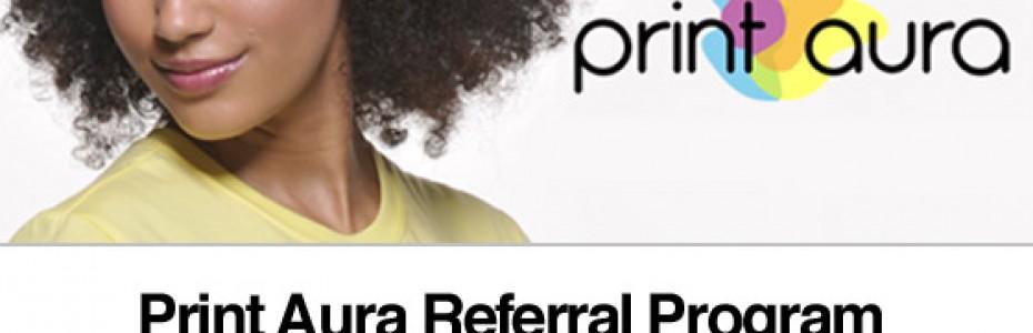 T-Shirt Fulfillment Referral Program