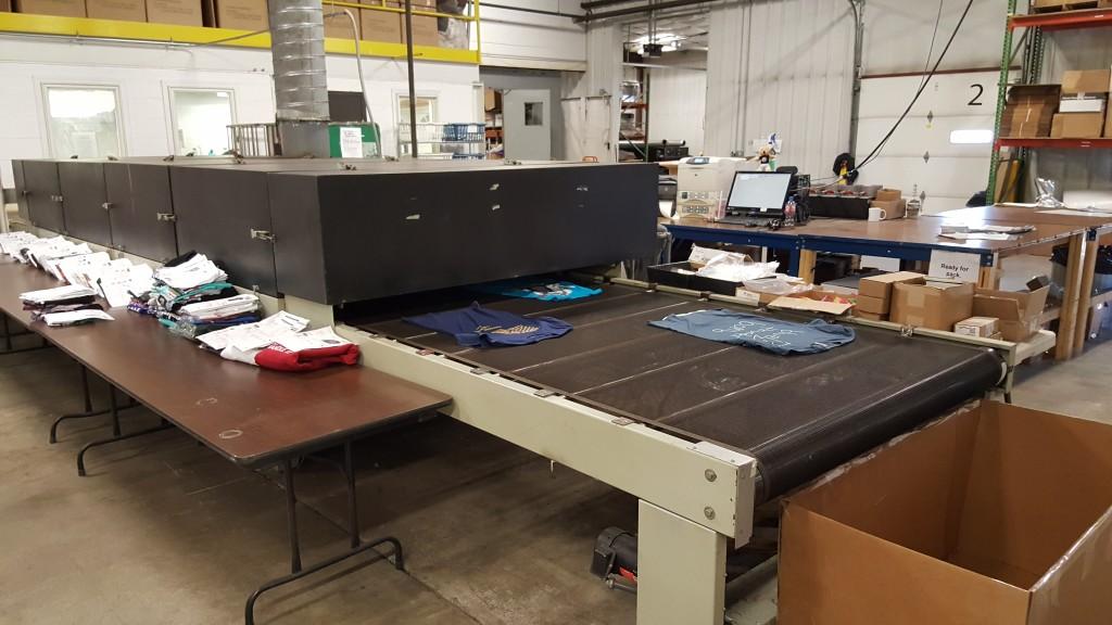 Print Aura NY Factory