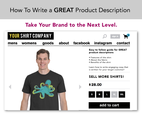 Write a Great Product Description