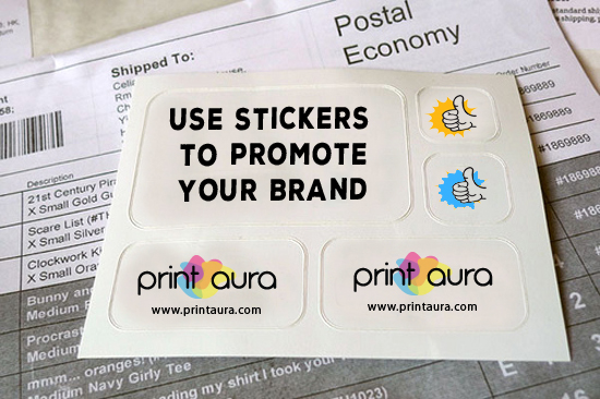 Using Stickers to Promote Your Brand