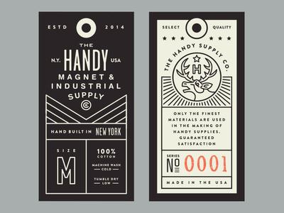 12 Inspiring Hang Tag Designs | Print Aura - DTG Printing Services