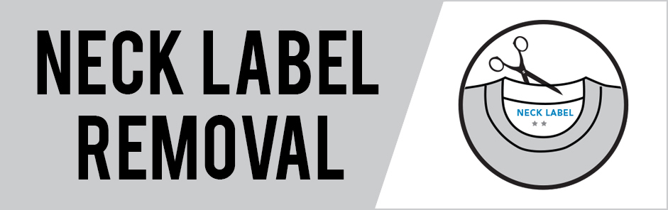 Nack Label Removal