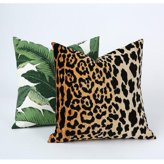 Wild Pillow