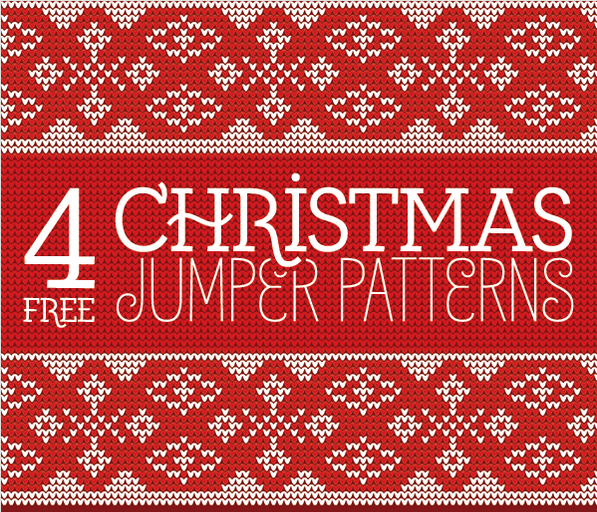 Ugly Christmas Sweaters Patterns.How To Design An Ugly Christmas Sweater Free Resources