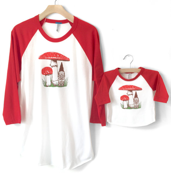 gnome shirt set