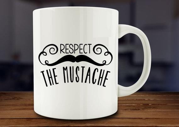M - Mustache