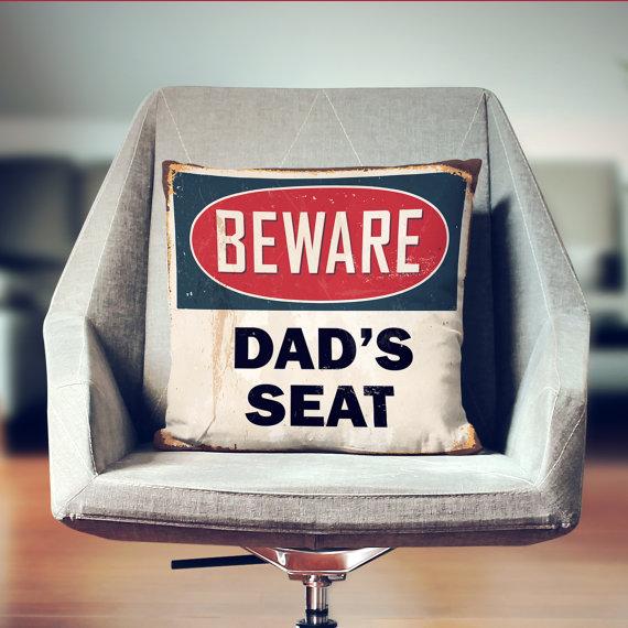 P - Dad's Seat
