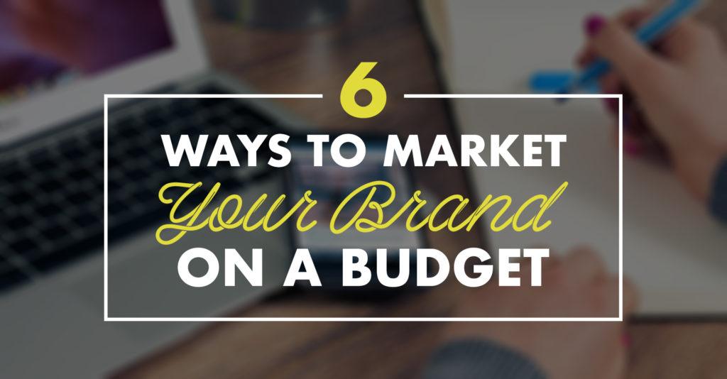 market budget blog