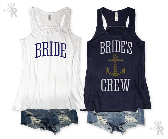 Bride and Crew